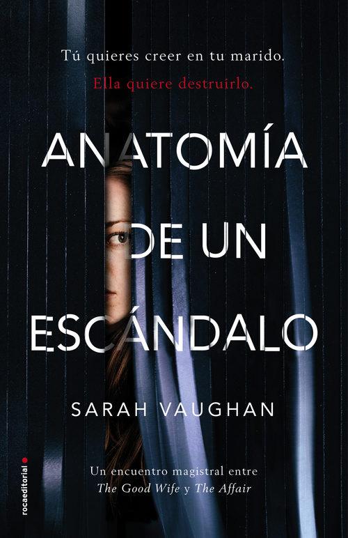 ANATOMÍA DE UN ESCÁNDALO - VAUGHAN SARAH - Sinopsis del libro ...