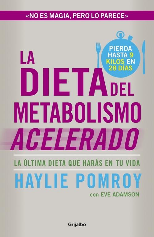 haylie pomroy dieta del metabolismo acelerado pdf gratis