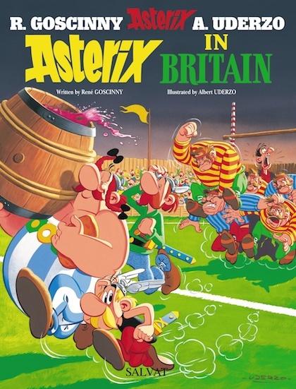 Las Xii Pruebas De Ast U00c9rix  Las Doce Pruebas De Asterix