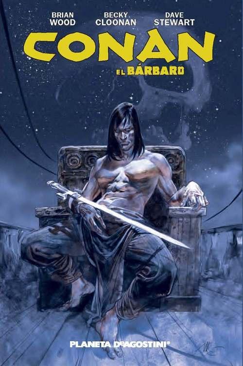 CONAN EL BÁRBARO Nº 02 - VV.AA. - Sinopsis del libro