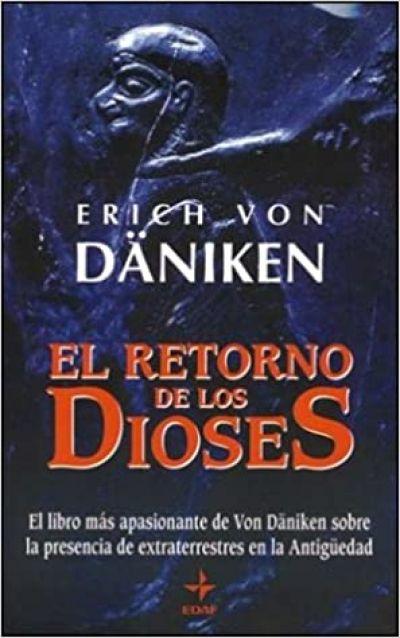 RECUERDOS DEL FUTURO - DANIKEN ERICH VON - Sinopsis del