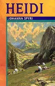 HEIDI - SPYRI JOANNA - Sinopsis del libro, reseñas