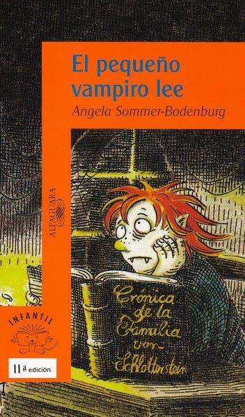 EL PEQUEÑO VAMPIRO LEE - SOMMER-BODENBURG ANGELA - Sinopsis del libro, reseñas, criticas