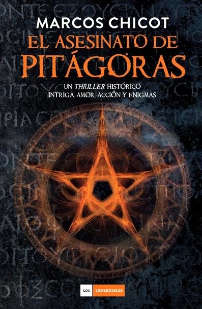 Resultado de imagen para L ASESINATO DE PITÁGORAS....Marcos Chicot