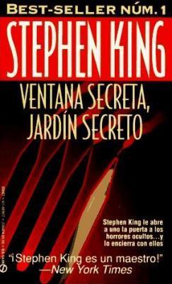 Ventana Secreta Jardin Secreto King Stephen Sinopsis Del Libro